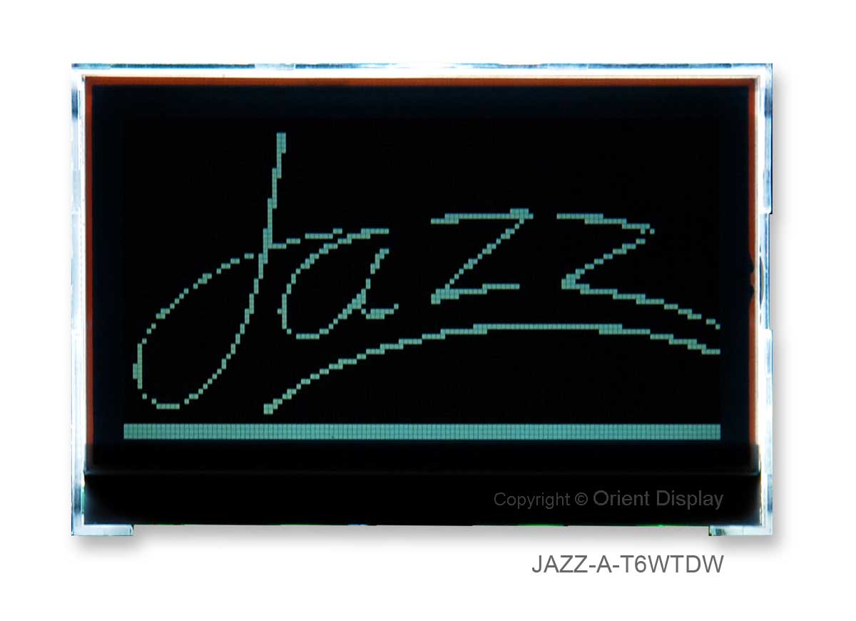 Graphic LCD JAZZ-A-T6WTDW
